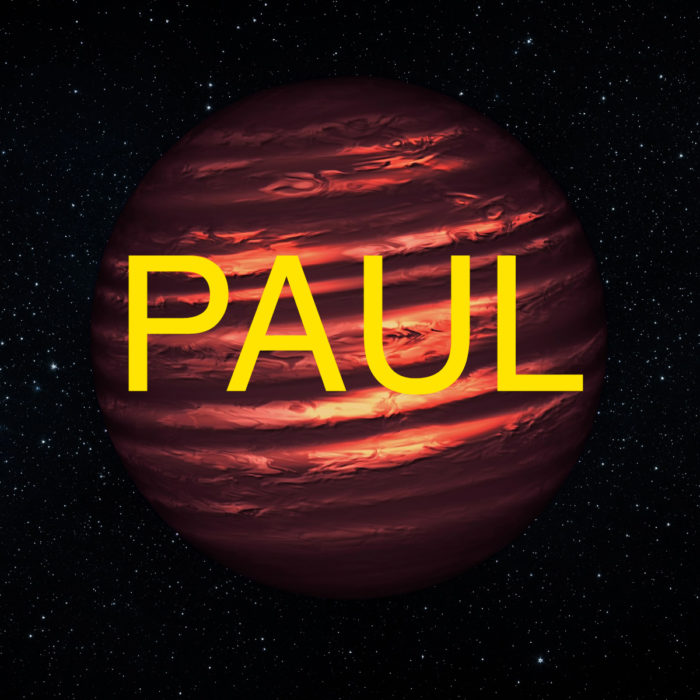 Episode 12: Paul – Escape from Planet X