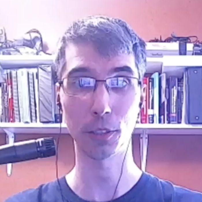 Episode 15: Brad – Mathematics vs. Conspiracy Theories