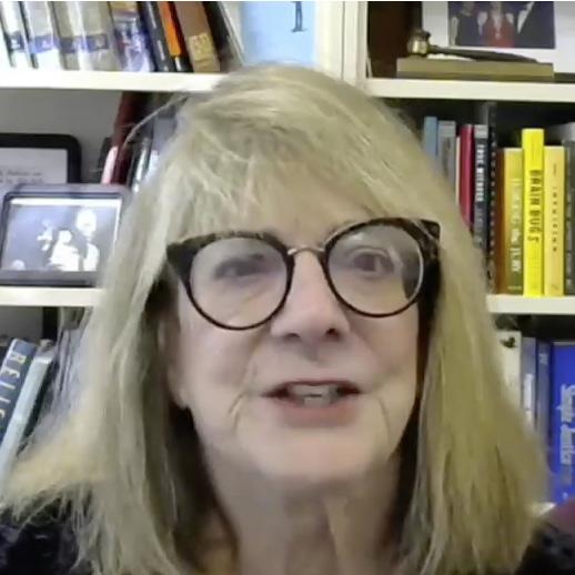 Episode 31: Professor Elizabeth Loftus – Memory and Conspiracy